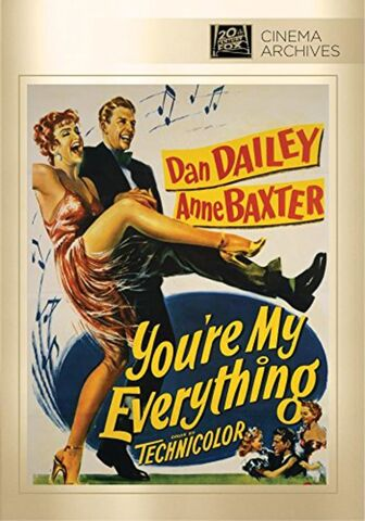 File:1949 - You're My Everything DVD Cover (2016 Fox CInema Archives).jpg