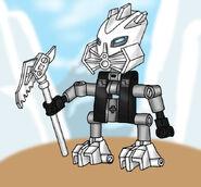 Bionicle turaga kopaka by flamedramonx20-d5mp14z