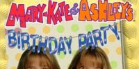 Opening To You're Invited To Mary-Kate And Ashley's Birthday Party 1996 VHS