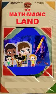The Math-Magic Land 1984 VHS
