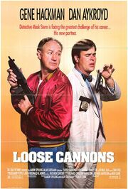 1990 - Loose Cannons Movie Poster