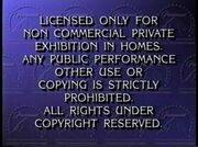 Paramount Home Video Warning (1989-1995)