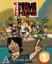 Total Drama Island Volume 1 Australian VHS
