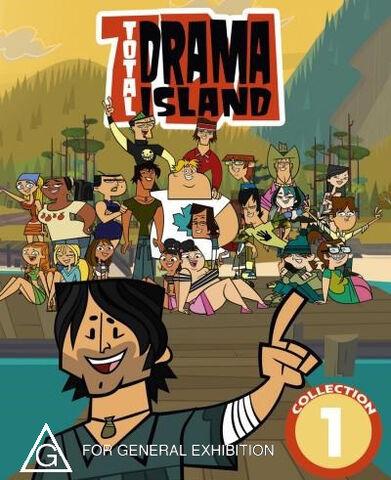 File:Total Drama Island Volume 1 Australian VHS.jpg
