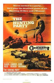 1971 - The Hunting Party Movie Poster 1