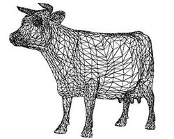 Cow-grid