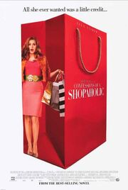 2009 - Confessions of a Shopaholic Movie Poster