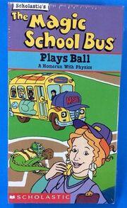 The Magic School Bus, Plays Ball