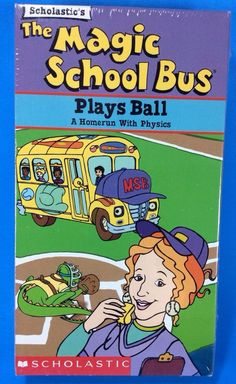 opening to the magic school bus plays ball 1997 vhs scratchpad fandom powered by wikia. Black Bedroom Furniture Sets. Home Design Ideas