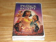 The Prince of Egypt VHS