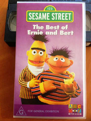 File:The best of ernie and bert australian vhs.jpg