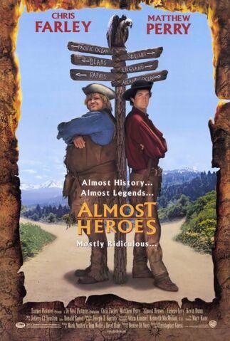 File:1998 - Almost Heroes Movie Poster.jpg