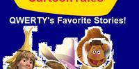 CartoonTales: QWERTY's Favorite Stories!