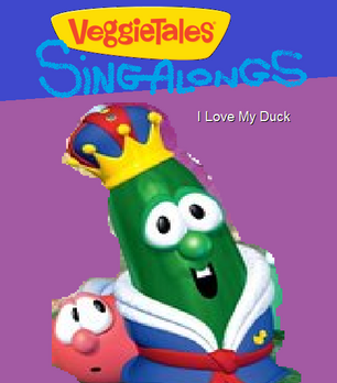 VeggieTales Sing-Alongs I Love My Duck
