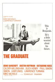1967 - The Graduate Movie Poster