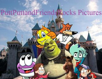 PuttPuttandFriendsRocks Pictures