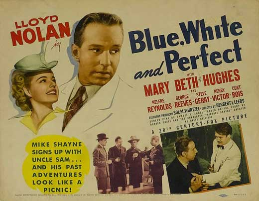 File:1942 - Blue, White and Perfect Movie Poster.jpg