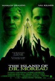 1996 - The Island of Dr. Moreau Movie Poster