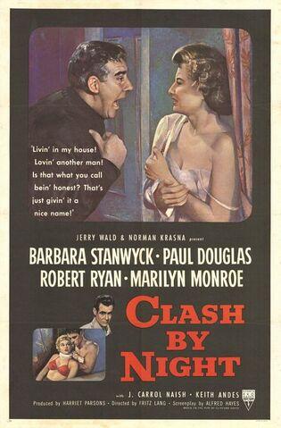 File:1952 - Clash By Night Movie Poster.jpg