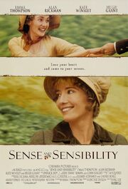 1995 - Sense and Sensibility Movie Poster