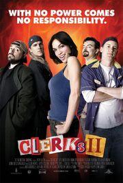 2006 - Clerks II Movie Poster