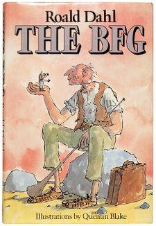 The BFG (Dahl novel - cover art).jpg