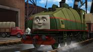 (100) Gator La Locomotora Verde