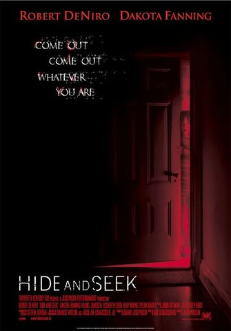 File:2005 - Hide and Seek Movie Poster.jpg