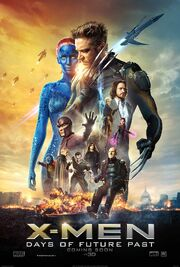 2014 - X-Men - Days of Future Past Movie Poster