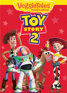 Toy Story 2 2009 DVD cover