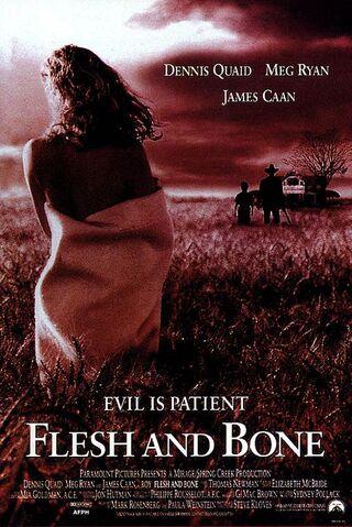 File:1993 - Flesh and Bone Movie Poster.jpg