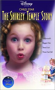 Child star the shirley temple story vhs