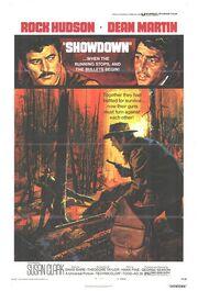1973 - Showdown Movie Poster