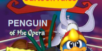 CartoonTales: Penguin of the Opera