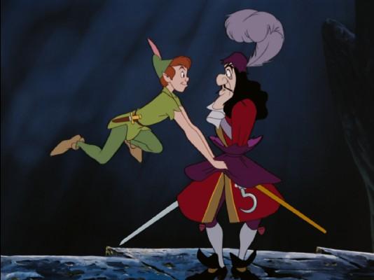 File:Peter Pan and Captain Hook.jpg