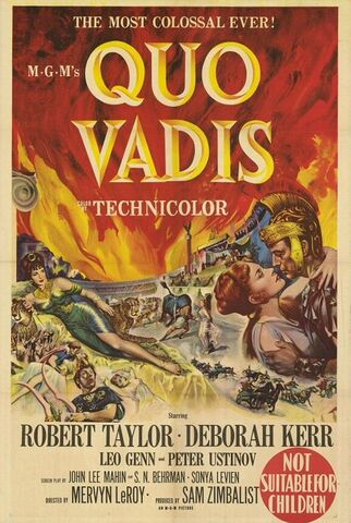 File:1951 - Quo Vadis Movie Poster 1.jpg