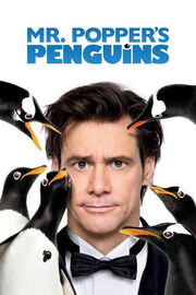 Mr Poppers Penguins Poster