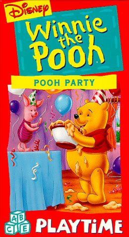 File:Winnie The Pooh, Pooh Party VHS.jpg