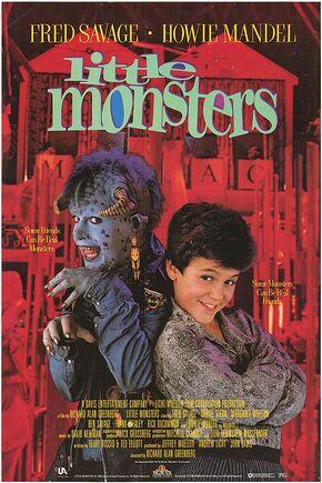 1989 - Little Monsters