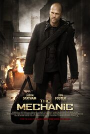 2011 - The Mechanic Movie Poster