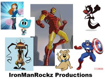 IronManRockz Productions