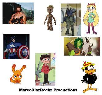 MarcoDiazRockz Productions