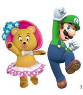 Tessie and Luigi