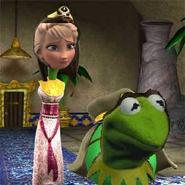 Elsa kermit