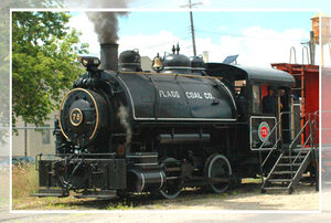 Gramling Locomotive Works - Flagg Coal Co. -75 (75