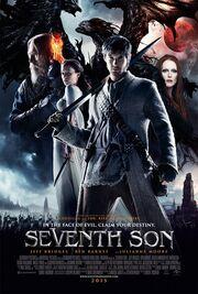 2015 - Seventh Son Movie Poster