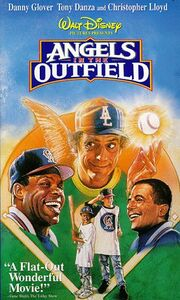Angels In The Outfield VHS