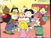 Peanuts birthday party