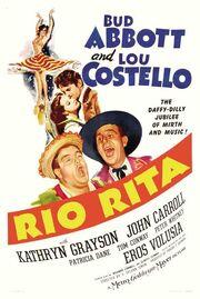 1942 - Rio Rita Movie Poster
