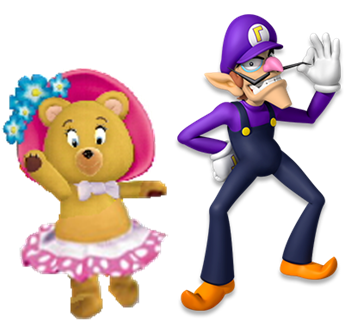 File:Tessie and Waluigi.PNG